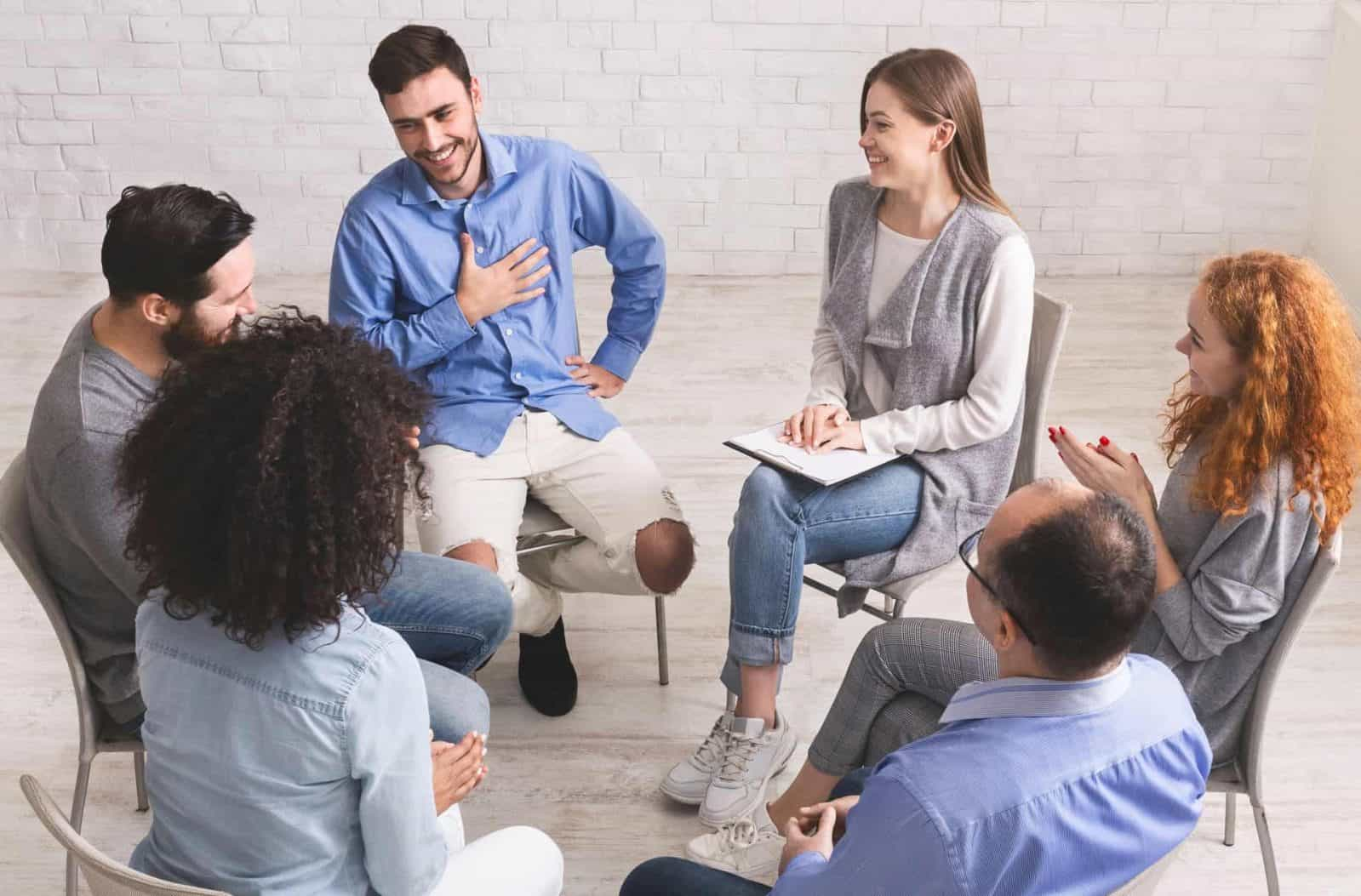 group counselling addiction treatment services